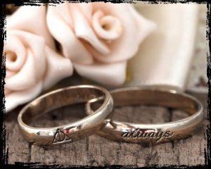 inscription rings