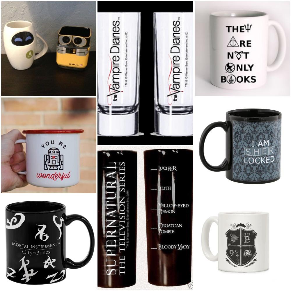fandom mugs