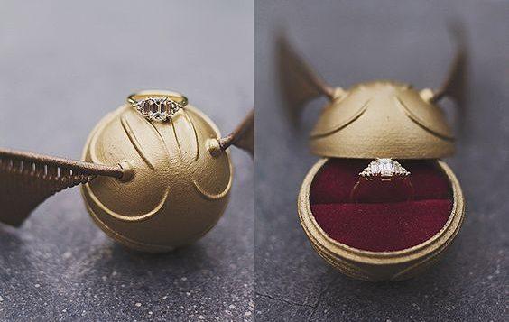 ring in a snitch